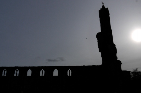 St Andrews Silhouette